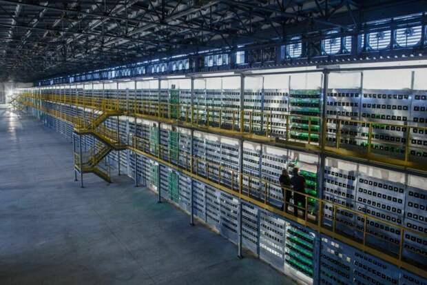 5 фото самой большой майнинг-фермы в России