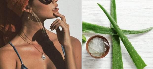 Натуральные средства для удаления макияжа