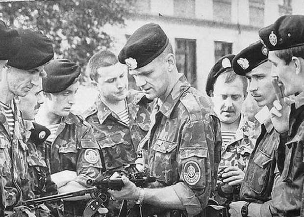 Восстание рижского ОМОНа: как воевали последние герои СССР