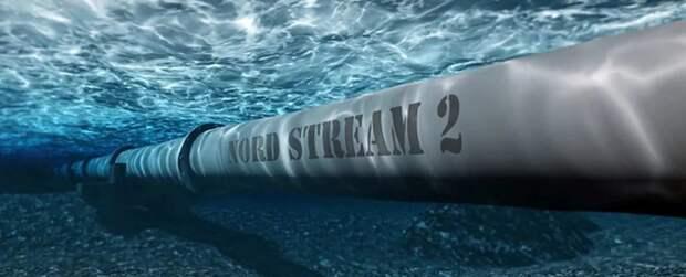 Байден угрожает, что не позволит достроить «Северный поток-2»