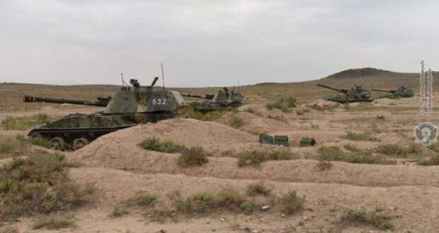 Россия, США иФранция призвали кгуманитарному перемирию вКарабахе
