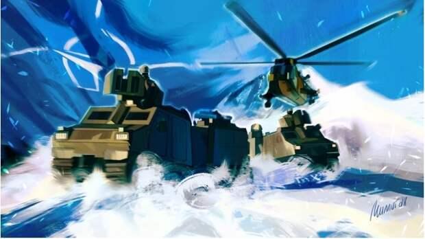 Арктика. Противостояние Россия – НАТО