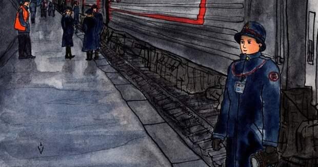 «Самые противные люди едут из Москвы в Питер»: проводница рассказала всю правду о своей профессии
