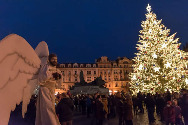 Рождественские огни-2020