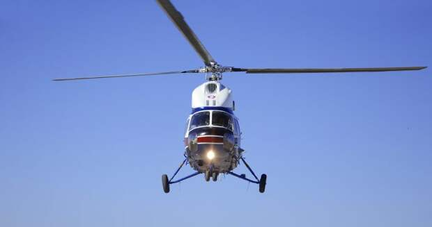 Мотор Сич: вертолеты первой необходимости