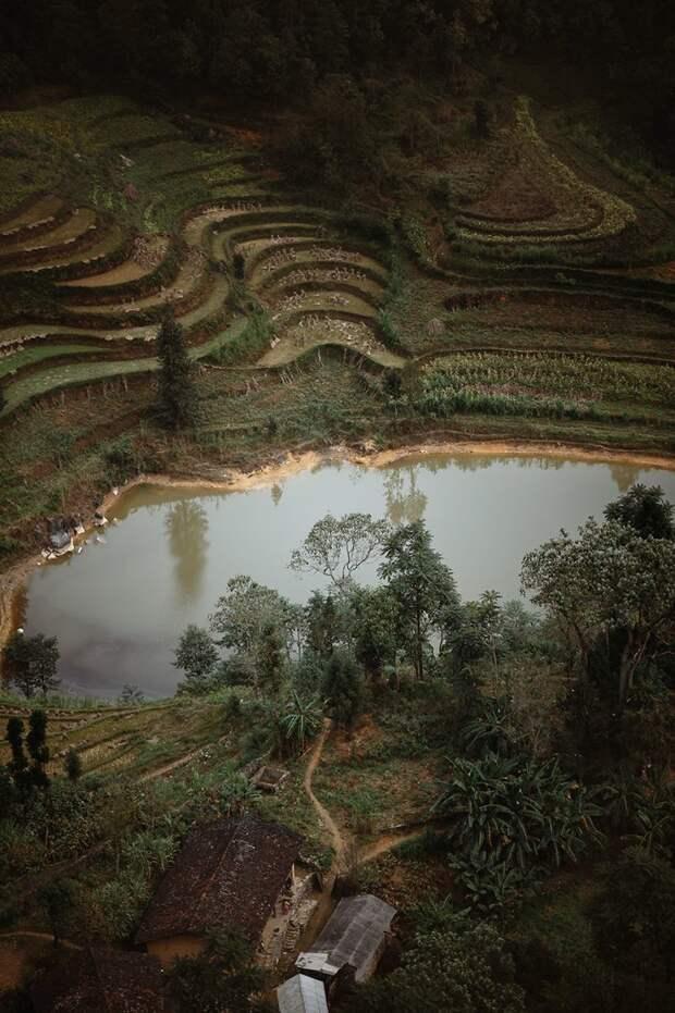 Колоритный Вьетнам: фотограф показала жизнь во вьетнамских поселениях