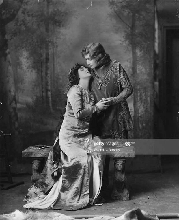 Великие истории любви. Бернард Шоу и Стелла Патрик Кэмпбелл (эпистолярная любовь)