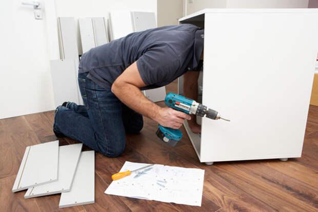 Компьютерная игра научит собирать мебель из IKEA