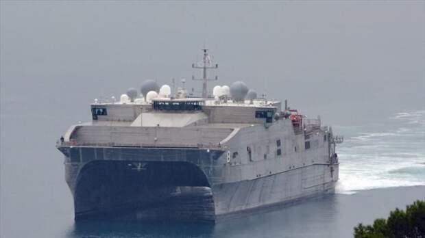 США направили еще один военный корабль в Черное море