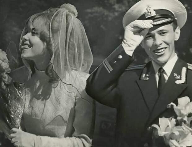 Советские свадьбы. Как это было