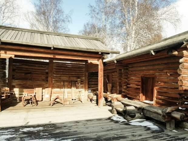 5 строительных хитростей, которые сибиряки применяли для своих нужд