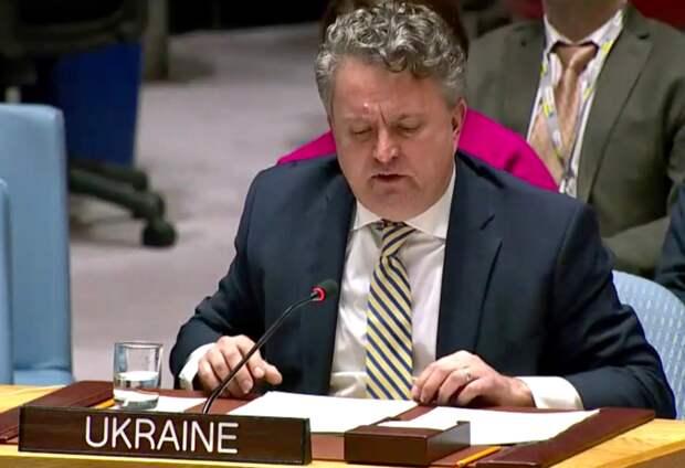 Постпред Украины в ООН смешал с грязью память советский воинов Великой Отечественной