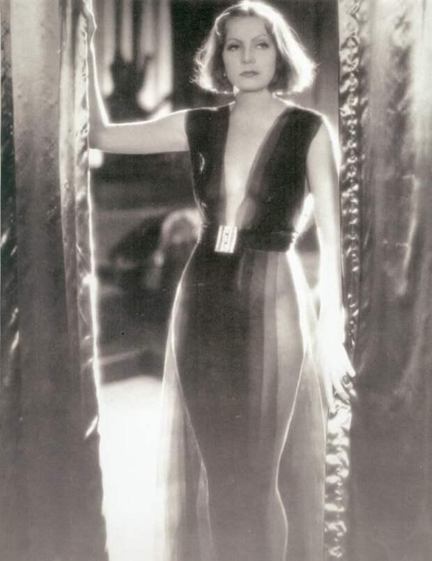 Грета Гарбо - Мата Хари. Фото / Greta Garbo  - Mata Hari. Photo