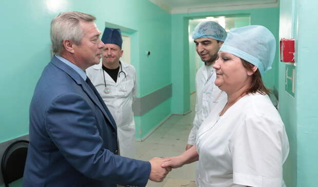 Более 20млн потратят натеплоснабжение больниц вРостовской области