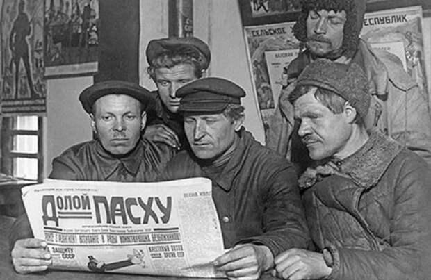 3 интересных факта о том, как Ленин пытался запретить Пасху