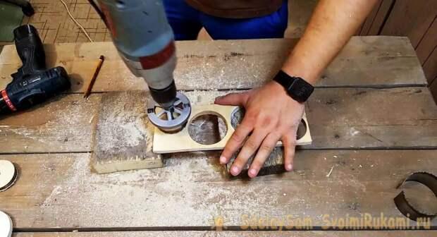 Как сделать несложные столярные тиски для верстака