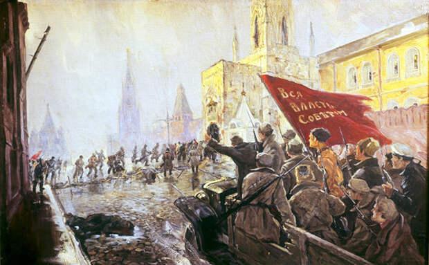 Захар Прилепин. 12 пунктов про Революцию и Гражданскую войну