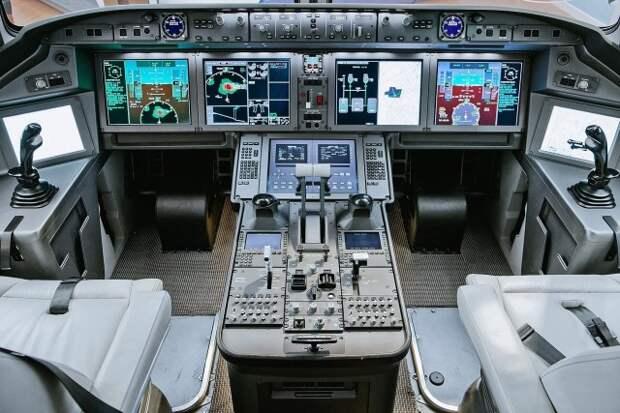 Добро пожаловать на борт нового российского авиалайнера МС–21!