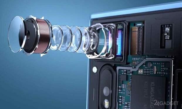 Samsung ведёт работу над камерой для смартфонов с разрешением 600 Мп