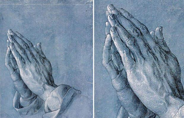 Почему «Руки молящегося» Дюрера называют символом благочестия и божественного милосердия