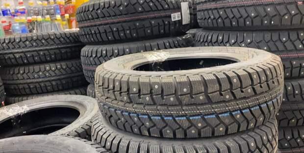 Зимние шины в «Ленте»: ассортимент и цены