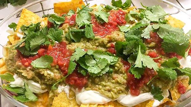 Рецепты от Маргариты Симоньян: Начос и гуакамоле