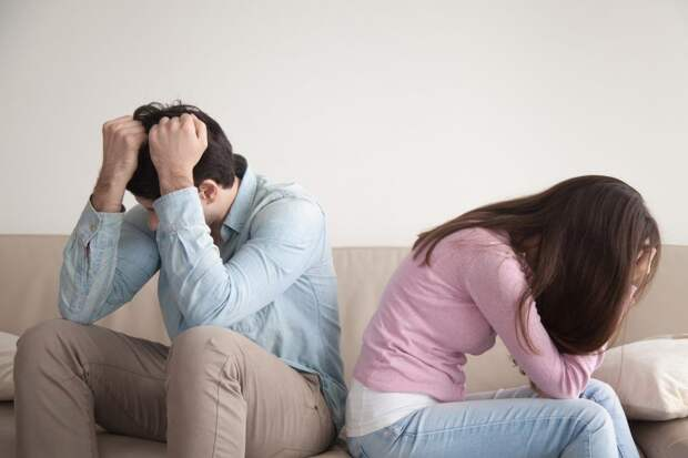 Не люблю мужа... может развестись?