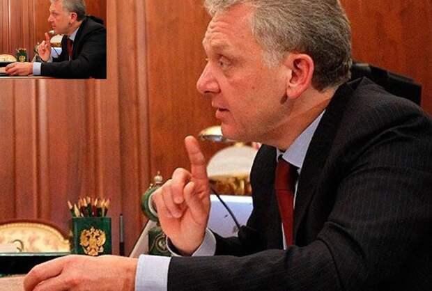 У бывшего вице-премьера Виктора Христенко нашли поля для гольфа и яхт-клуб на десяток миллиардов рублей