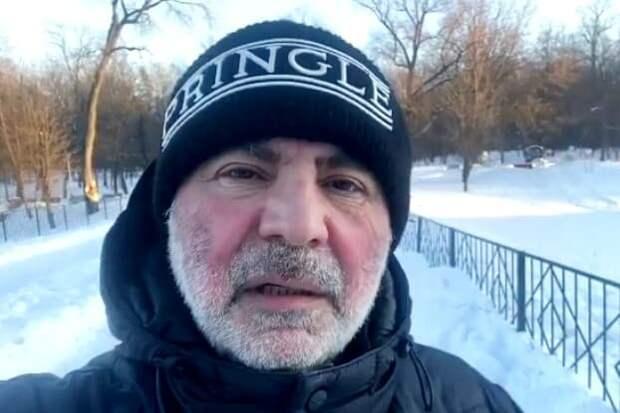 Сосо Павлиашвили прокомментировал «изгнание» Познера из Грузии
