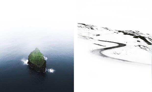 12 фотографий завораживающего севера - грозного, но притягательного
