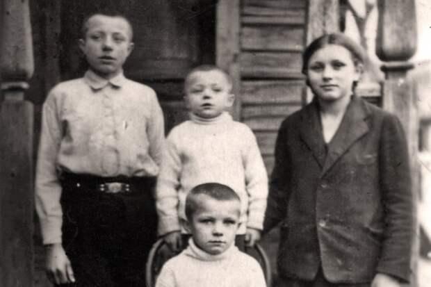 Судьба сестры и брата Юрия Гагарина, угнанных немцами в Германию