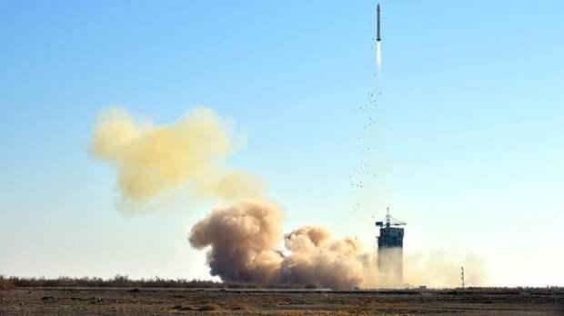 Китай запустит первую коммерческую ракету летом 2018 года