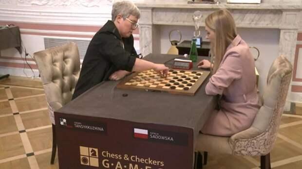 Триумф на фоне русофобских санкций: россиянка стала чемпионом мира по шашкам