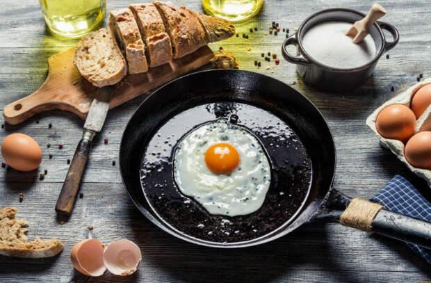 Еда больше не пригорает: убираем лишнюю влагу и подходим с умом к жарке