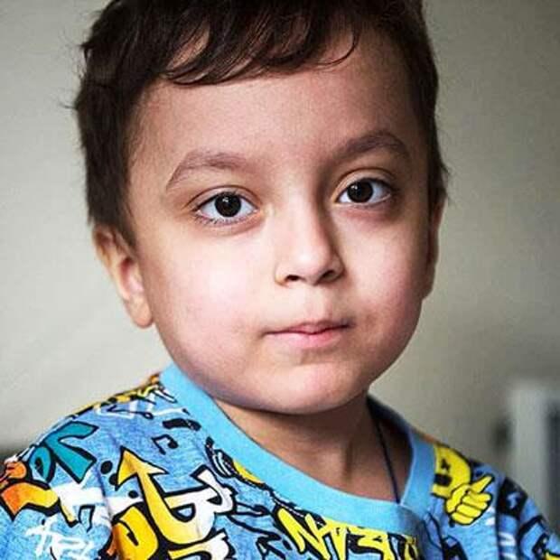 Давид Бубнов, 6 лет, редкое врожденное заболевание – первичный иммунодефицит, спасет лекарство, 916135₽