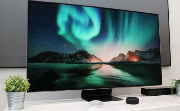 Samsung распродаёт телевизоры с внушительными скидками
