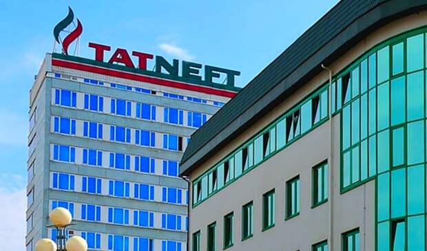 Почти вдва раза сократилась чистая прибыль «Татнефти» поРСБУ в2020 году