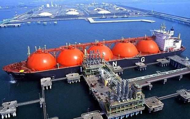 Bloomberg: арктические холода парализовали экспорт сжиженного газа из США