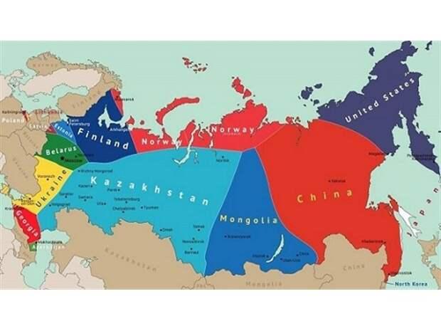 Поджигают… К вопросу о конфликтах вокруг России