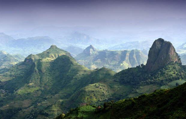 Фотографии гор Красивые горы со всего мира 4