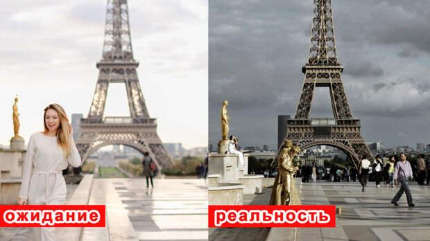 10 мировых достопримечательностей, разочаровавших русских