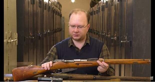 Музей Победы расскажет о легендарной винтовке Мосина