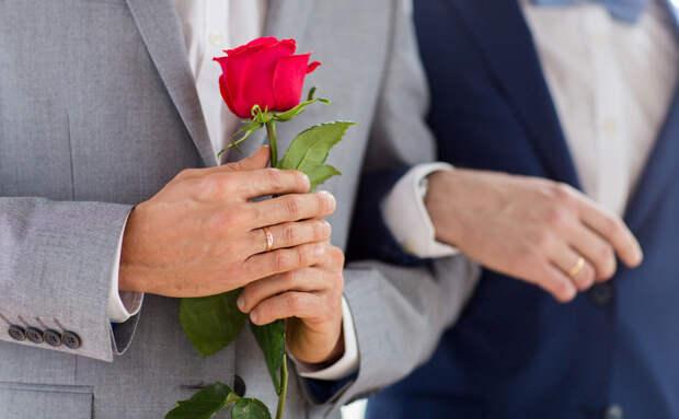 Новости либерастии. Двое россиян заявили о первом признанном в России однополом браке