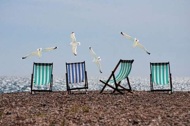 ВЦИОМ: 75% россиян остались довольны летним отдыхом