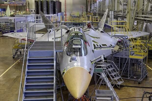 """Эксперт посоветовал """"мировой барахолке"""" не делать громких заявлений о Су-57"""