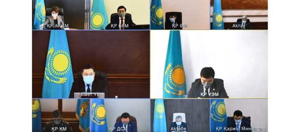 Правительство улучшило прогноз по росту экономики Казахстана