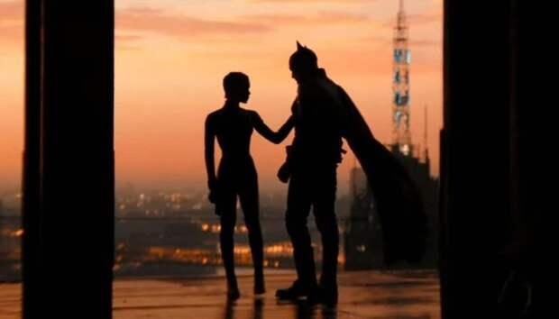 """Посмотрите новый трейлер """"Бэтмена"""" с Робертом Паттинсоном и Зои Кравиц"""