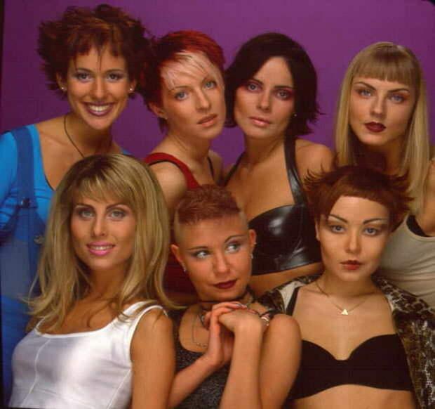 5 забытых популярных групп 90-х