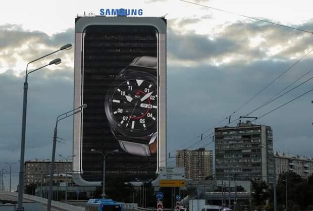 Самый крупный в Европе смартфон обновили в Москве