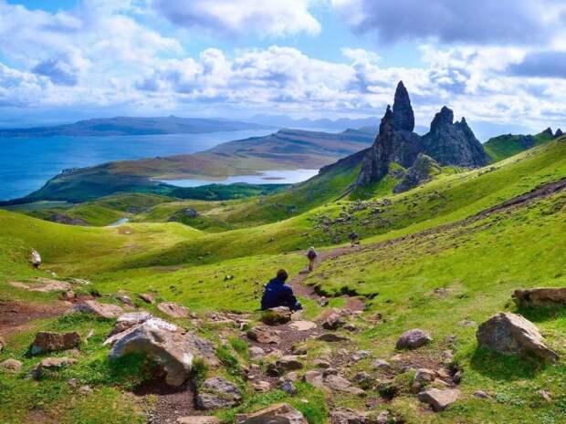 Восхитительная Шотландия
